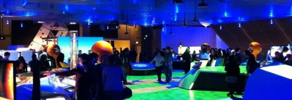 Atmosphere Gallery at the Science Museum