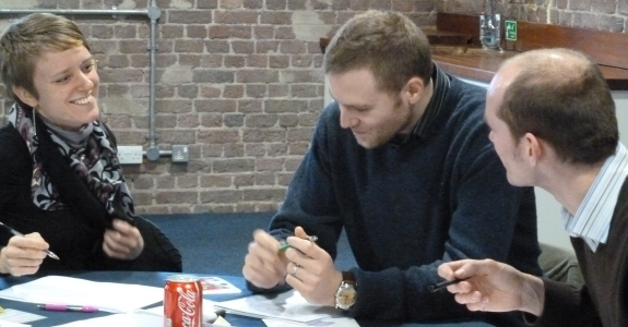 TextWorkshop at the Museum of London