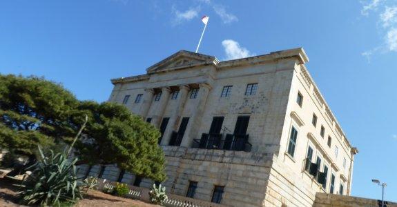 Villa Bighi, location of the new Malta Science Centre